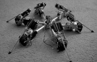 Робот-паук из Аризоны