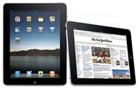 Один миллион продаж iPad от Apple за первый месяц