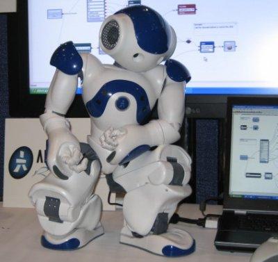 Pобот нового поколения