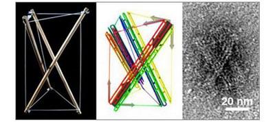 Самособирающиеся наноустройства на основе ДНК могут самостоятельно двигаться и изменять свою форму