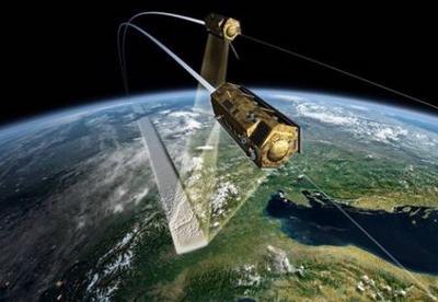 Немецкие спутники составят точную трехмерную карту поверхности Земли (Deutsch Satelliten wird präzise dreidimensionale Karte der Erdoberfläche)