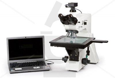 Цифровые металлографические и стереомикроскопы для микроэлектроники