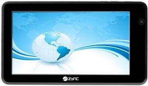 Новый индийский планшет Zync Z-990