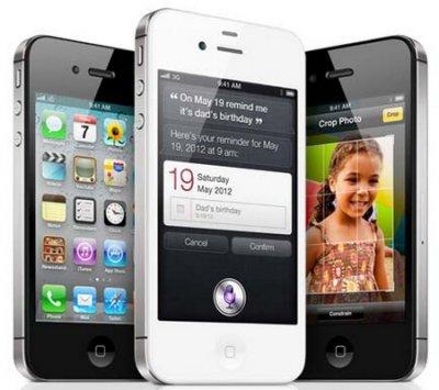 Новый iPhone 4S