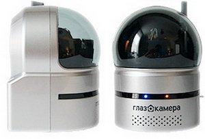Глазокамера - устройство on-line видео наблюдения