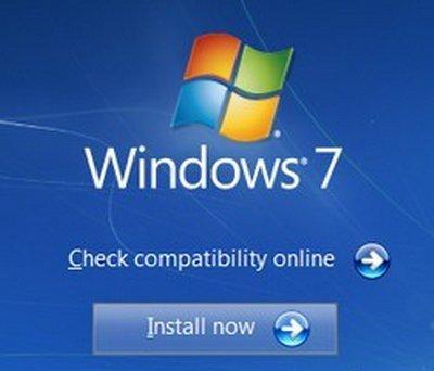 Переустановка Windows 7 без потери данных