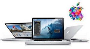 Новинки лэптопов от Apple
