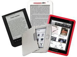 Популярность электронных книг