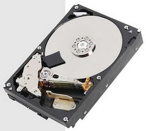 Новые жёсткие диски большого объёма