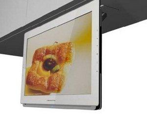 Цифровой монитор для кухни