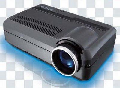 Мини-проектор Scitec VLP-100