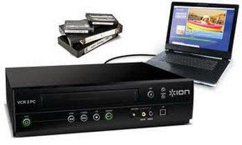 USB-видеомагнитофон ION Audio VCR 2 PC VHS