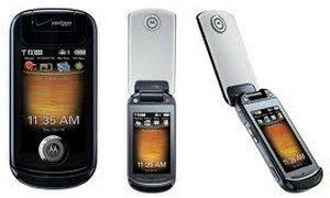 Новинка сенсорная Motorola Krave ZH4