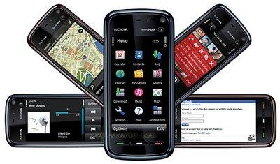 Новый музыкальный телефон Nokia 5800 XpressMusic