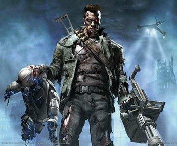 Из мира игр -Terminator Salvation
