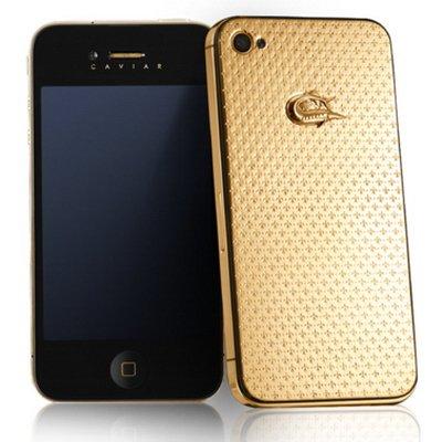 Золотой айфон – эксклюзивное совершенство