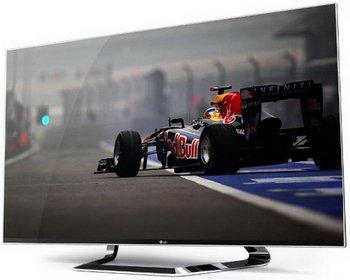Новые ЖК-телевизоры LG Smart TV