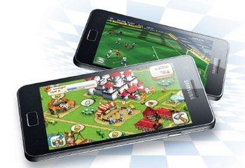 Новые игры для смартфонов