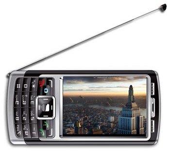 Популярные китайские телефоны с телевизором