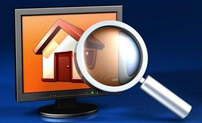 Поиск жилья через интернет