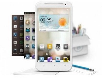 Huawei Ascend D2 - самый мощный смартфон на базе Android