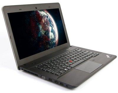 Новые ноутбуки Lenovo ThinkPad Edge E431