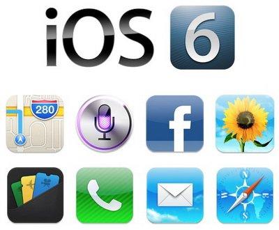 Новая версия операционной системы iOS 6.02