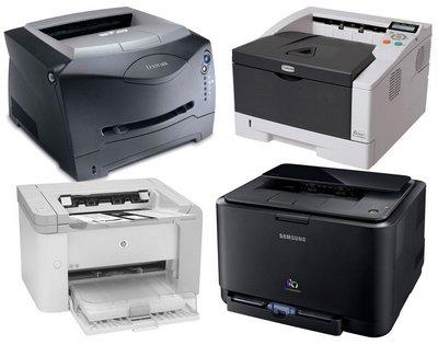 Тройка самых популярных домашних принтеров-2012