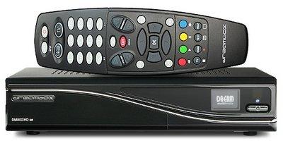Спутниковый ресивер dreambox 800 в магазине uptv.com.ua