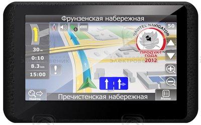 Характеристики GPS-навигаторов