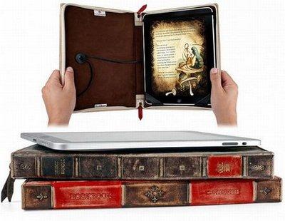 BookBook — винтажный чехол для ipad mini