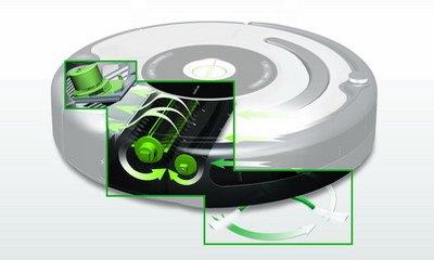 Обзор робота-пылесоса iRobot Roomba 630