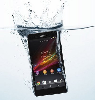 Sony выпустила водонепроницаемый телефон Xperia Z Ultra