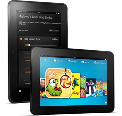Планшет Kindle Fire HD от Amazon