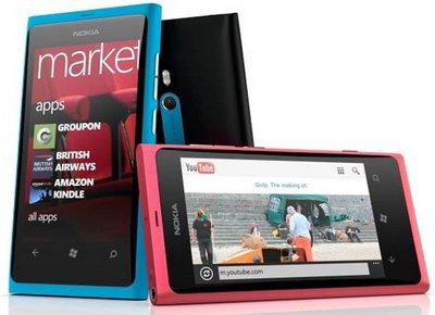 Популярные смартфоны Nokia