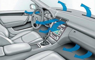 Кондиционер в автомобиле: правила эксплуатации