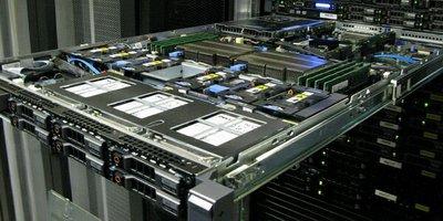 Серверы и комплектующие от компании WestComp