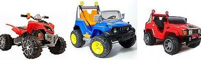 Детский электромобиль - лучшая игрушка