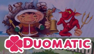 Игровые автоматы Duomatic в системе  Win-Win