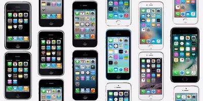 Последние новости из мира смартфонов от Apple