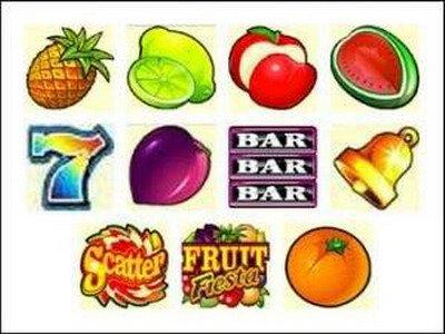 Популярные игровые аппараты фруктовой тематики